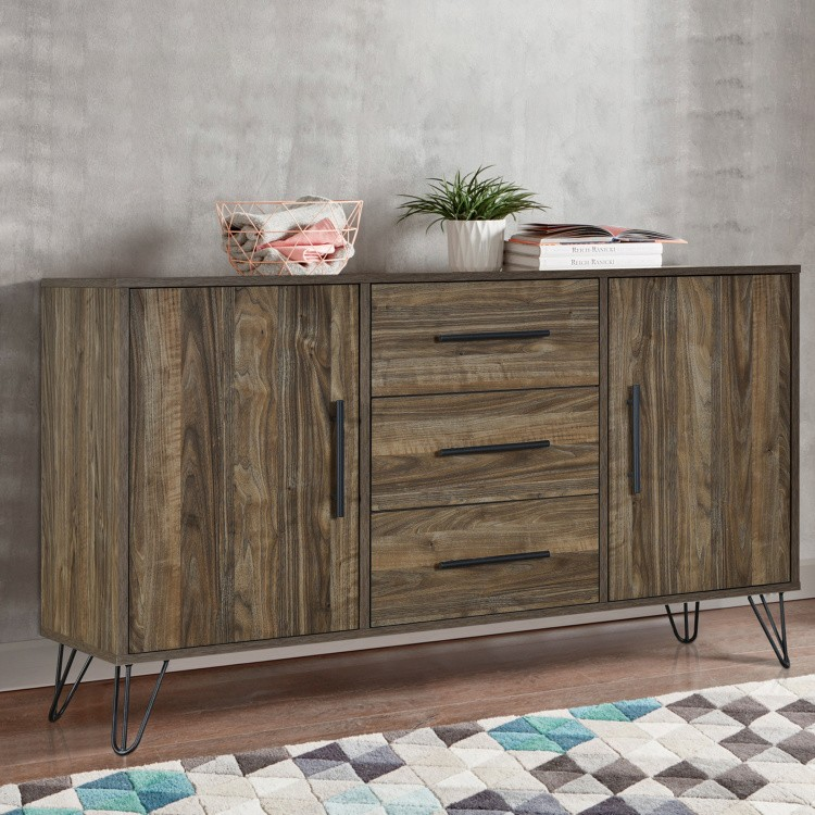2-Door Sideboard with 3-Drawers-furniture offers