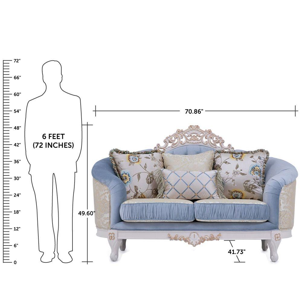 2 Seater Fabric