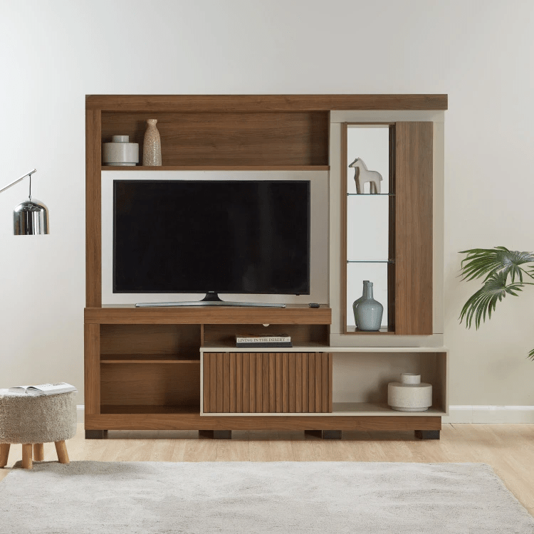 Bahia Wall Unit for TVs up to 50 inches