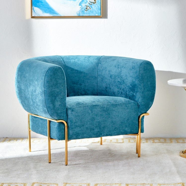 elvet armchair- furniture offer