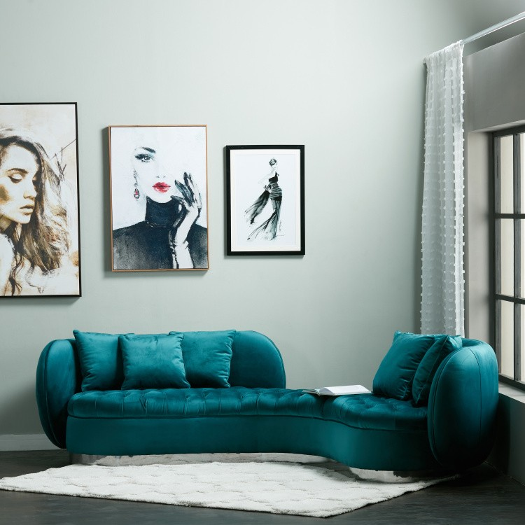 4 seater corner sofa- furniture offer
